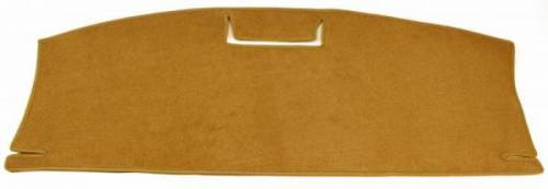Interior Accessories - Rear Deck Covers