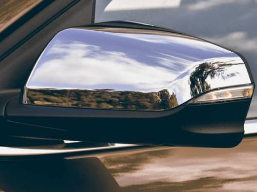 Chrome Trim - Mirror Covers/Accents