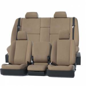 Seat Covers - Leatherette / Suede Seat Covers