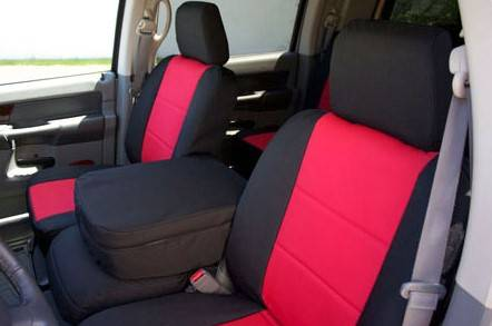 Seat Covers - Easy Care Seat Covers