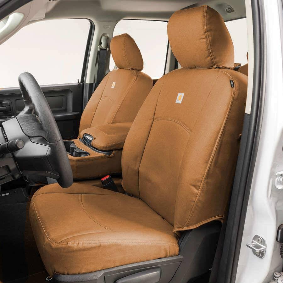 Make your seats Carhartt Tough!