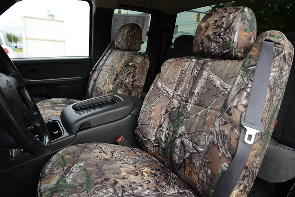 Provide protection and durability for the seats of active outdoorsmen