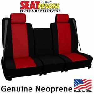 Genuine Neoprene or Neo Supreme?  Both make a major impact!