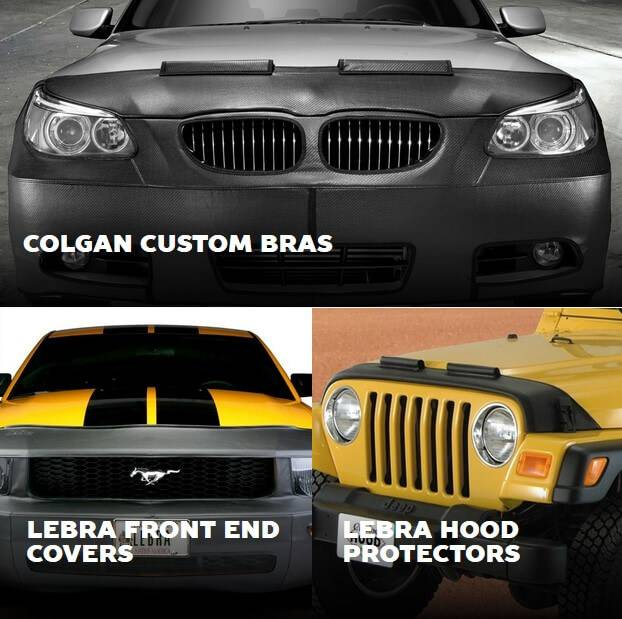 Front End Covers - LeBra, Colgan, Custom Hood Protector, CoverCraft