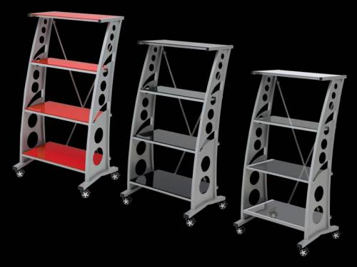 Racing Furniture - Pitstop Book Shelves and Tables