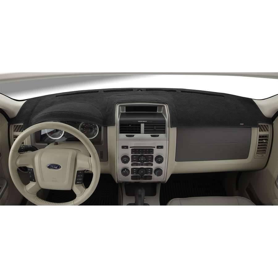 Premium Carpet, Cinder Covercraft DashMat Original Dashboard Cover for Honda CR-Z
