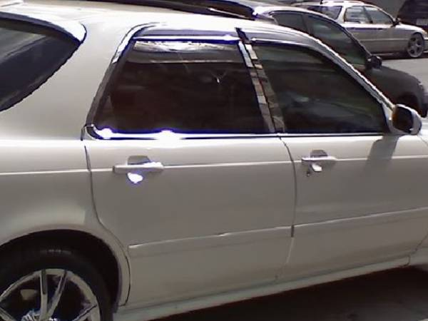 QAA - Acura Legend 1991-1995, 4-door, Sedan (6 piece Stainless Steel Pillar Post Trim ) PP91296 QAA