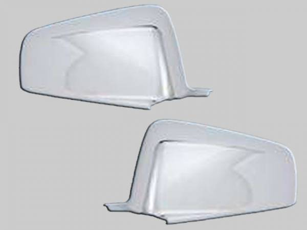 QAA - Buick LaCrosse 2010-2012, 4-door, Sedan (2 piece Chrome Plated ABS plastic Mirror Cover Set ) MC50520 QAA