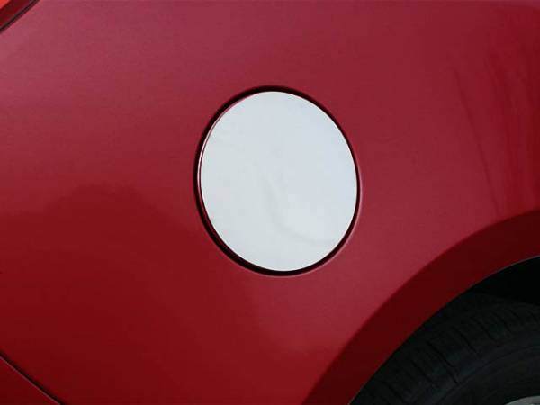QAA - Buick LaCrosse 2010-2016, 4-door, Sedan (1 piece Stainless Steel Gas Door Cover Trim Warning: This is NOT a replacement cap. You MUST have existing gas door to install this piece ) GC50520 QAA
