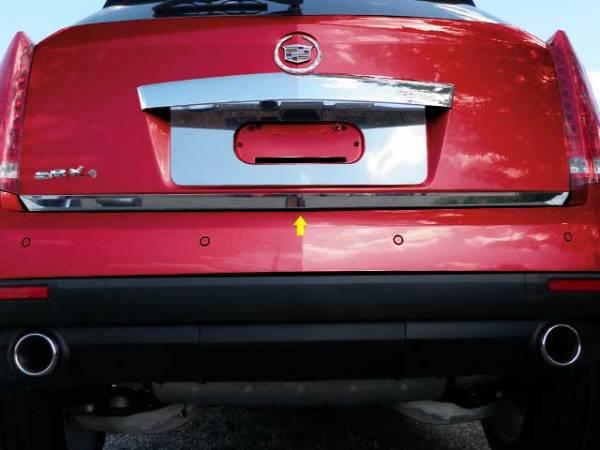 "QAA - Cadillac SRX 2010-2016, 4-door, SUV (1 piece Stainless Steel Rear Deck Trim, Trunk Lid Accent 1.125"" Width X 51.5"" Length ) RD50260 QAA"