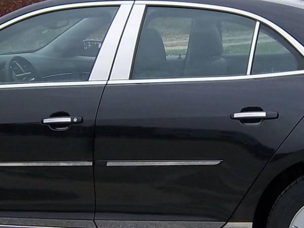 QAA - Chevrolet Malibu 2013-2015, 4-door, Sedan (4 piece Stainless Steel Door Handle Accent Trim ) DH53105 QAA