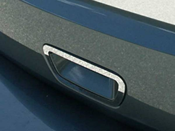 QAA - Chrysler Pacifica 2004-2008, 4-door, SUV (1 piece Stainless Steel Tailgate Handle Accent Trim Ring ) DH44750 QAA