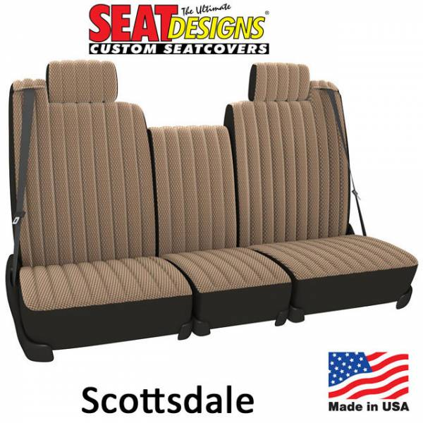 DashDesigns - Scottsdale Seat Covers