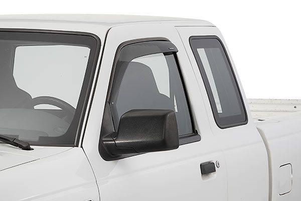Stampede - Snap-Inz Sidewind Deflectors