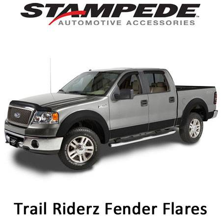 Stampede - OE Style Extended Width Fender Flares