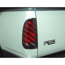 AVS - AVS Slots Horizontal Slot Taillight Covers