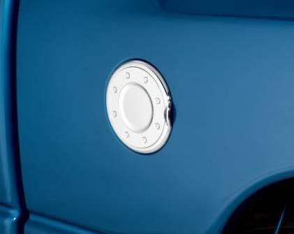 AVS - AVS Chrome Fuel Door Covers