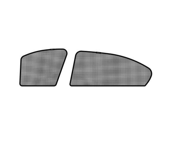 3D MAXpider - 3D MAXpider BMW 3 SERIES (E90) SEDAN 2006-2011 SOLTECT SUNSHADE SIDE WINDOWS