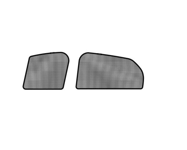 3D MAXpider - 3D MAXpider FORD FOCUS HATCHBACK/SEDAN 2011-2017 SOLTECT SUNSHADE SIDE WINDOWS ONLY