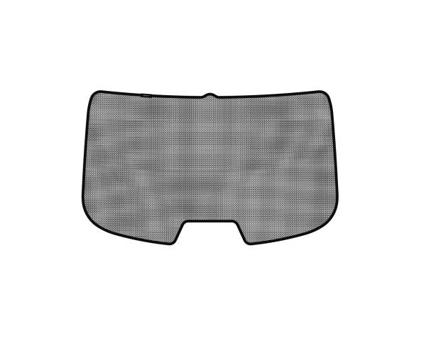 3D MAXpider - 3D MAXpider HYUNDAI ELANTRA SEDAN 2011-2016 SOLTECT SUNSHADE REAR WINDOW