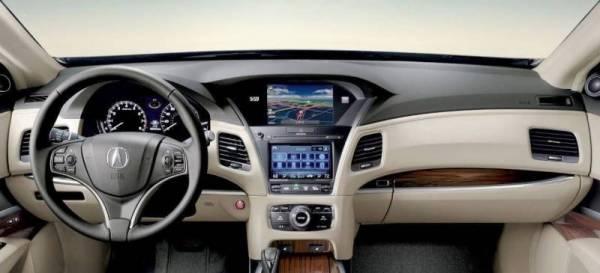 DashCare - Acura RLX 2014-2019 -  DashCare Dash Cover