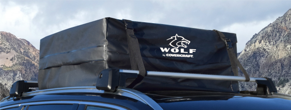 Covercraft - CoverCraft Wolf Roof Top Cargo Carrier - Car Top Bag RCC100BK