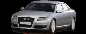 QAA - Audi A8 2004-2010, 4-door, Sedan (6 piece Stainless Steel Pillar Post Trim ) PP24621 QAA - Image 2