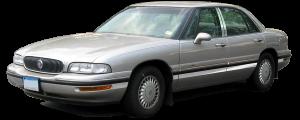 QAA - Buick LeSabre 2000-2005, 4-door, Sedan (6 piece Stainless Steel Pillar Post Trim ) PP40566 QAA - Image 2