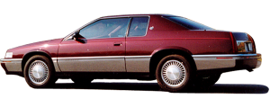 "QAA - Cadillac Eldorado 1992-1994, 2-door, Coupe (6 piece Stainless Steel Rocker Panel Trim, Full Kit 8.16"" Width, Includes coverage between wheel wells only Spans from the bottom of the molding to the bottom of the door.) TH32230 QAA - Image 2"