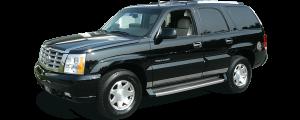 QAA - Cadillac Escalade 2002-2006, 4-door, SUV (2 piece Chrome Plated ABS plastic Mirror Cover Set ) MC40198 QAA - Image 2