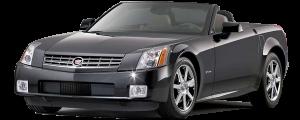 QAA - Cadillac XLR 2004-2009, 2-door, Convertible (1 piece Stainless Steel License Plate Bezel ) LP44230 QAA - Image 2