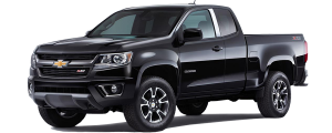 QAA - GMC Canyon 2015-2020, 4-door, Pickup Truck, Extended Cab (2 piece Stainless Steel Pillar Post Trim ) PP55150 QAA - Image 2