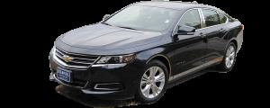 QAA - Chevrolet Impala 2014-2020, 4-door, Sedan, Does NOT fit the Limited (2 piece Chrome Plated ABS plastic Mirror Cover Set ) MC54136 QAA - Image 3