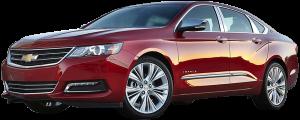 QAA - Chevrolet Impala 2014-2020, 4-door, Sedan, Does NOT fit the Limited (4 piece Stainless Steel Pillar Post Trim ) PP54135 QAA - Image 4
