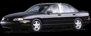 QAA - Chevrolet Lumina 1995-1999, 4-door, Sedan (4 piece Stainless Steel Pillar Post Trim ) PP35167 QAA - Image 2