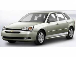 """QAA - Chevrolet Malibu Maxx 2004-2007, 4-door, LS (8 piece Stainless Steel Rocker Panel Trim, Lower Kit 3.75"""" Width Spans from the bottom of the door UP to the specified width.) TH44108 QAA - Image 1"""