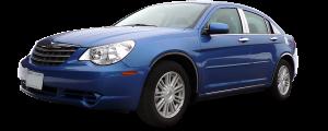 QAA - Chrysler 200 2011-2014, 4-door, Sedan (8 piece Stainless Steel Pillar Post Trim ) PP47782 QAA - Image 3