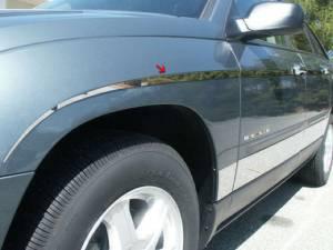 QAA - Chrysler Pacifica 2004-2008, 4-door, SUV (12 piece Stainless Steel Rocker Panel Trim, Insert Kit Side Molding.) TH44752 QAA - Image 1