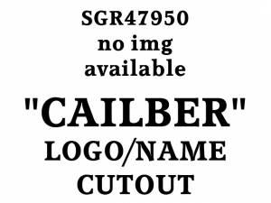 QAA - Dodge Caliber 2007-2012, 4-door, Hatchback (4 piece Stainless Steel Logo or emblem ) SGR47950 QAA - Image 1