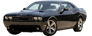QAA - Dodge Challenger 2008-2010, 2-door, Coupe (4 piece Chrome Plated ABS plastic Door Handle Cover Kit Does NOT include passenger key access ) DH49915 QAA - Image 2