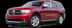 QAA - Dodge Durango 2004-2009, 4-door, SUV (4 piece Stainless Steel Pillar Post Trim ) PP44930 QAA - Image 2