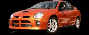 QAA - Dodge Neon 2000-2006, 4-door, Sedan (4 piece Stainless Steel Pillar Post Trim ) PP41915 QAA - Image 2