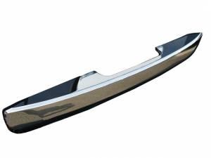 Chrome Trim - Tailgate Handle Cover - QAA - GMC Yukon 2007-2014, 4-door, SUV (1 piece Chrome Plated ABS plastic Tailgate Handle Cover Kit ) DH47196 QAA