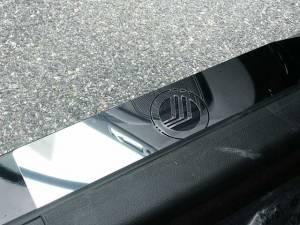 Chrome Trim - Door Sill Trim - QAA - Mercury Milan 2006-2006, 4-door, Sedan (2 piece Stainless Steel Door Sill trim ) DS46470 QAA