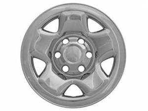 "Chrome Trim - Wheel Cover Hub Cap - QAA - Toyota Tacoma 2005-2015, 2-door, 4-door, Pickup Truck (4 piece Chrome Plated ABS plastic Wheel Cover 16"" Hub Cap ) HUB25175 QAA"