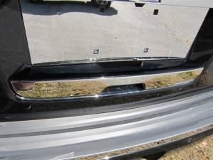Chrome Trim - Tailgate Handle Cover - QAA - GMC Yukon 2015-2020, 4-door, SUV (1 piece Stainless Steel Tailgate Handle Accent Trim ) TGH55195 QAA
