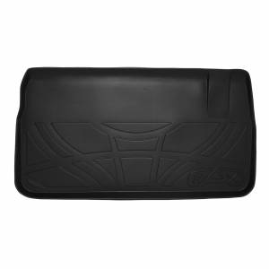 Maxliner USA - MAXLINER All Weather Cargo Trunk Liner Floor Mat Behind 3rd Row Seat Black for 2008-2019 Grand Caravan / Town Country