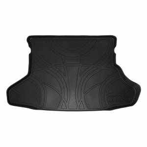 Maxliner USA - MAXLINER All Weather Custom Cargo Trunk Liner Floor Mat Black for 2012-2015 Toyota Prius (Does Not Fit Prius V or C Models)