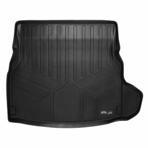 Maxliner USA - MAXLINER All Weather Cargo Trunk Liner Floor Mat Black for 2015-2019 Mercedes Benz C-Class Series Sedan (No Hybrid Models)