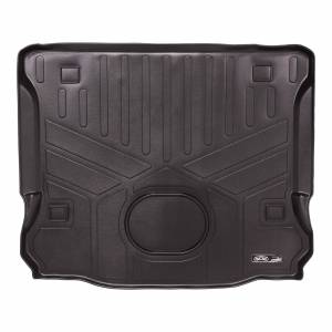 Maxliner USA - MAXLINER All Weather Cargo Trunk Liner Floor Mat Black for 2015-2018 Jeep Wrangler Unlimited (4-Door) JK Old Body Style